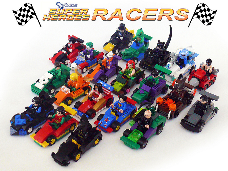 DC Racers by Oky - Space Ranger