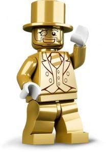 LEGO Mr Gold
