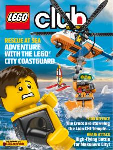 LEGO Club Magazine July 2013