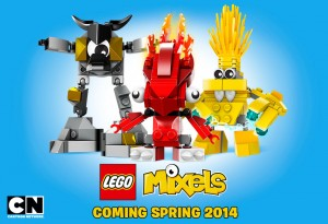 LEGO Mixels Teaser