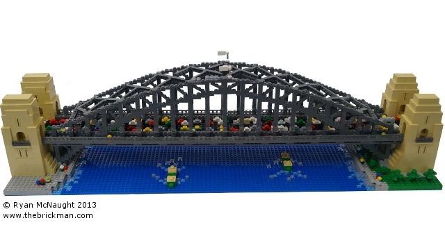 Featured Cuusoo Sydney Harbour Bridge Bricking Around