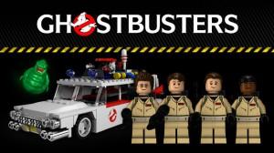 LEGO Ghostbusters Cuusoo 2