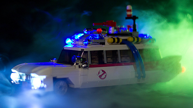 LEGO Ghostbusters ECTO1