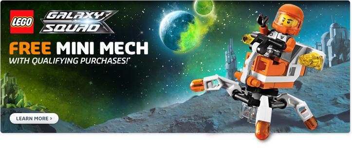 LEGO Galaxy Squad 30230