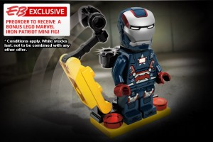 LEGO Marvel Iron Patriot