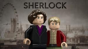 Sherlock LEGO Cuusoo