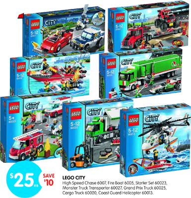 Pre-Christmas Toy Sale At Big W | Bricking Around