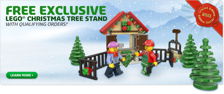 LEGO Holiday 2013 Bonus
