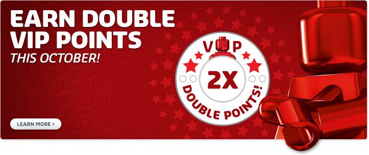 October 2013 Double VIP