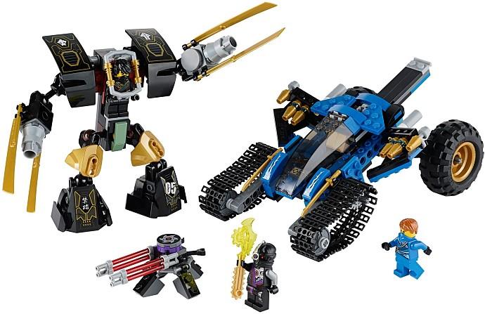 Lego Ninjago 2014 Sets 70723 Thunder Raider