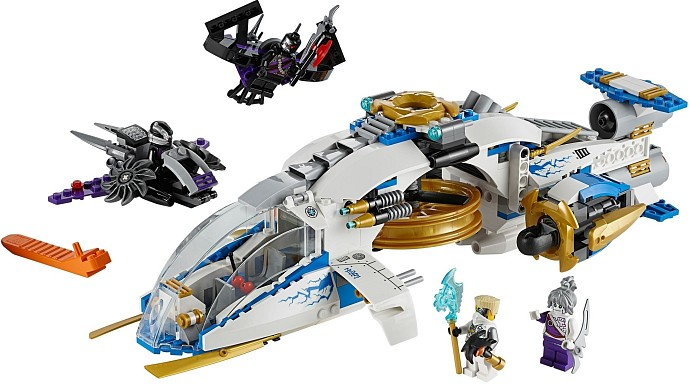 Lego Ninjago 2014 Sets 70724 NinjaCopter