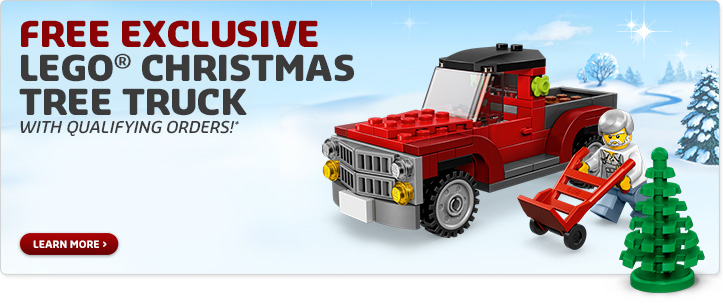 LEGO Holiday 2013 Bonus
