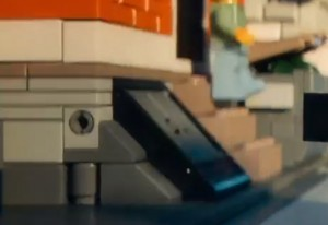 LEGO Movie Trailer Still