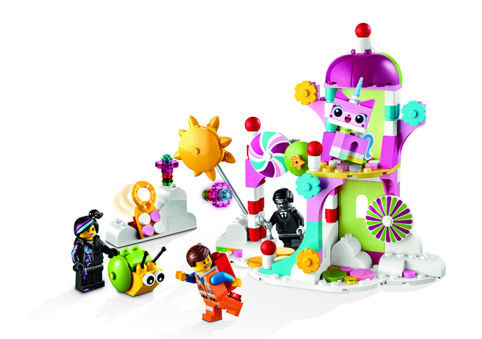 LEGO Uni-Kitty Cuckoo Cloud Palace