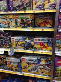 Ninjago 2014 At Target