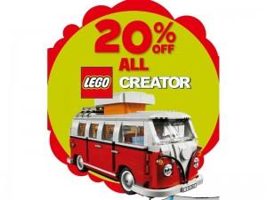 ToysRUs 20 Percent Off Creator