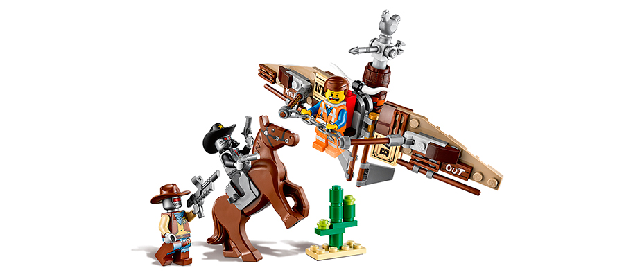 LEGO Movie - Western Glider