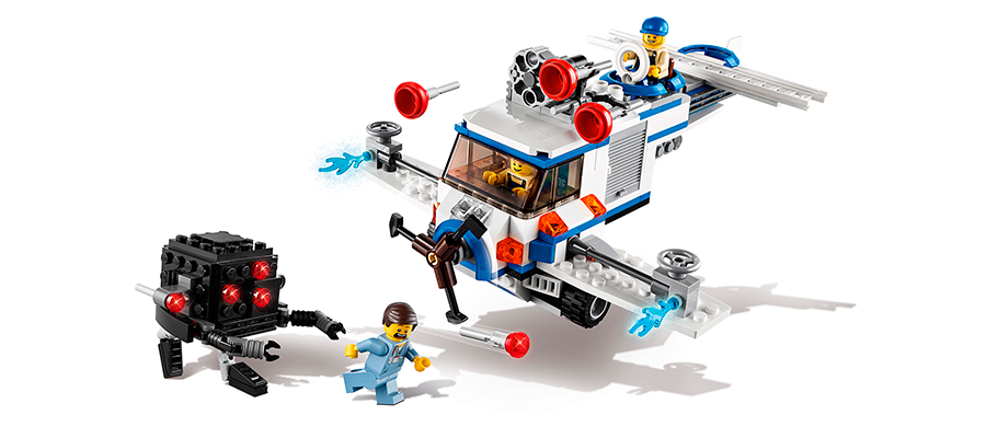 LEGO Movie - Plumber Van