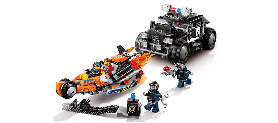 LEGO Movie - Super Cycle Chase