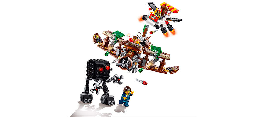 LEGO Movie - Getaway Glider