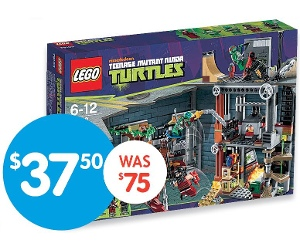 BigW Turtle-Lair-Attack-79103