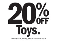 Target 20 Off Toys
