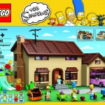 LEGO Simpsons House Box