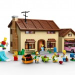 LEGO Simpsons House Full