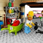 LEGO Simpsons House Garage