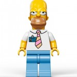 LEGO Simpsons House Homer