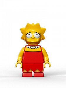 LEGO Simpsons House Lisa