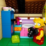 LEGO Simpsons House Lisa Room