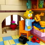 LEGO Simpsons House Maggie 03