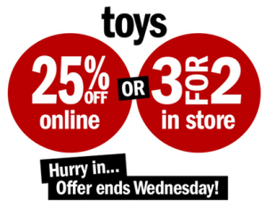 Target 25 Percent Off Online B2G1F