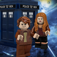 LEGO Cuusoo Doctor Who