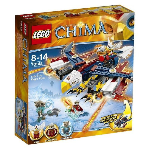 how to build lego chima sets