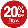 Target 20 Percent Off April 2014