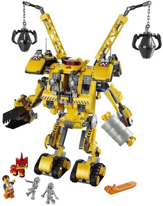 70814 Emmet's Construct-o-Mech