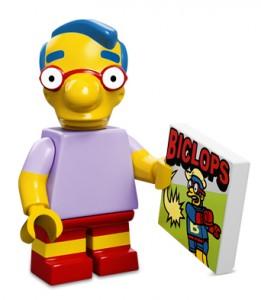LEGO Milhouse