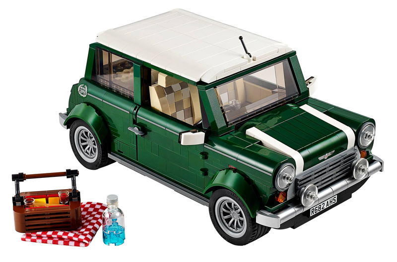 10242 LEGO Mini Cooper Set