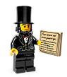Abraham LEGO