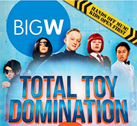 Big W Toy Sale 2014