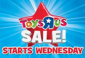 Toys R US Toy Sale 2014