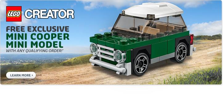 AUGUST 40109 Cooper Mini Model