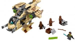 LEGO 75084-1 Wookie Gunship