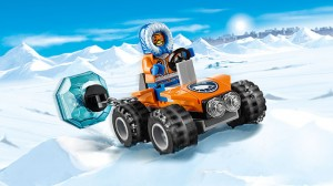 LEGO City Arctic Featured