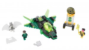 LEGO Green Lantern Set