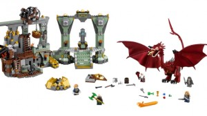 LEGO Hobbit Lonely Mountain