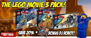 The LEGO Movie Awesome Pack S4M
