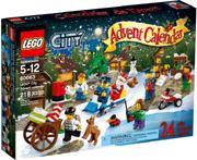 60063 City Advent Box